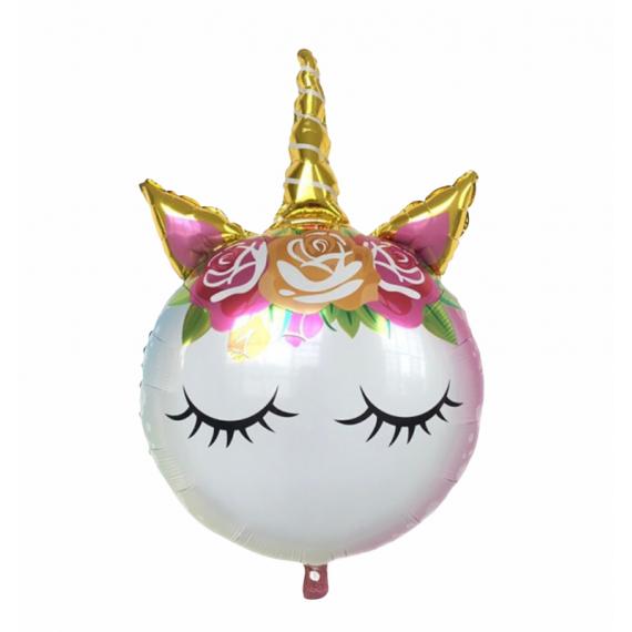 Enhjørning folieballong