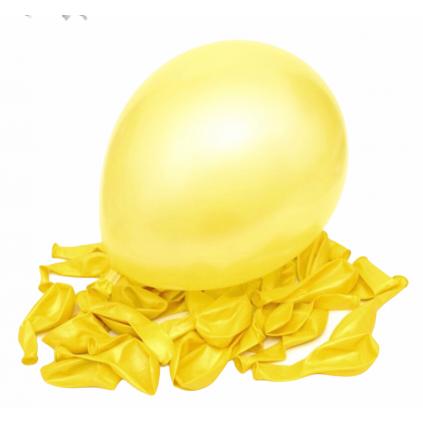 Gule ballonger