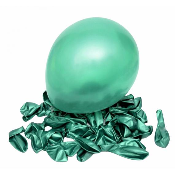 Grønne ballonger