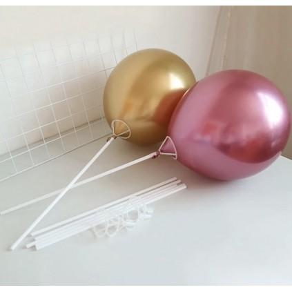 Kraftige ballongpinner