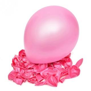 Rosa ballonger 50 stk