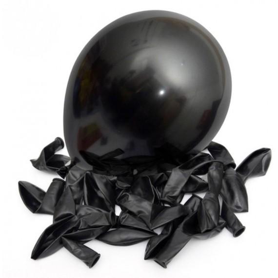 Sorte ballonger