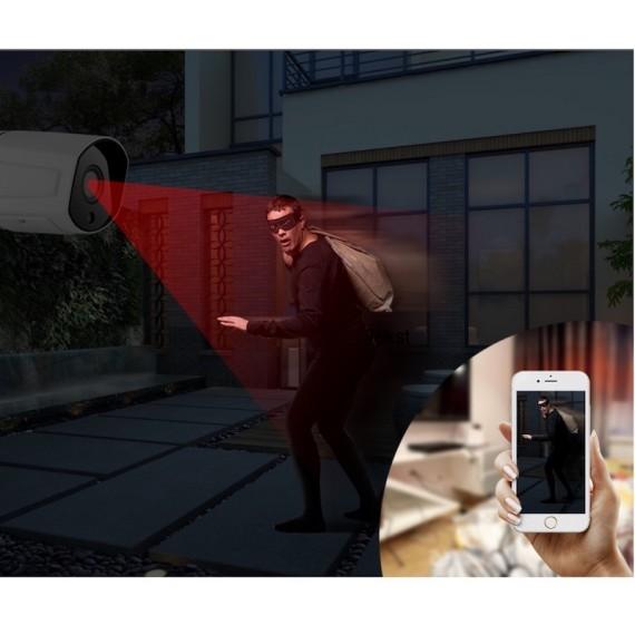 Wifi utendørs kamera