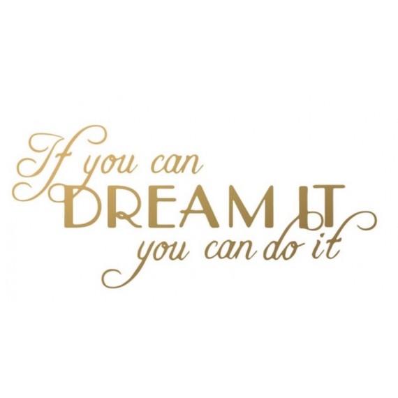 Dream, 20x44 cm