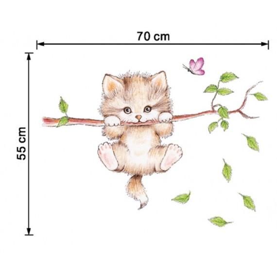 Yndig kattunge