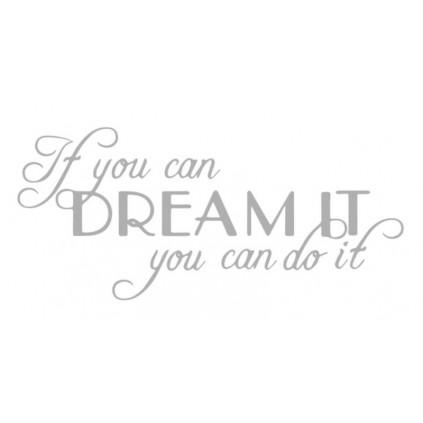Dream Sølv 43x95 cm