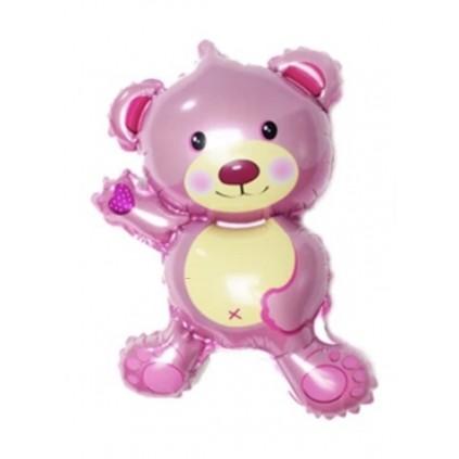 Teddybjørn folieballong